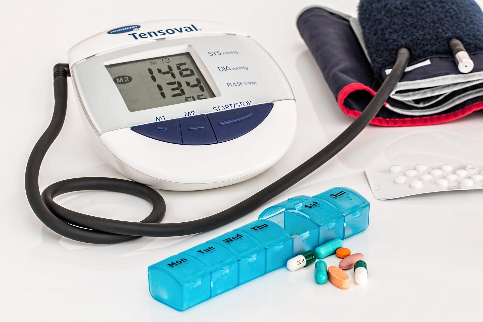 Czas dla serca – Leki stosowane w leczeniu nadciśnienia.